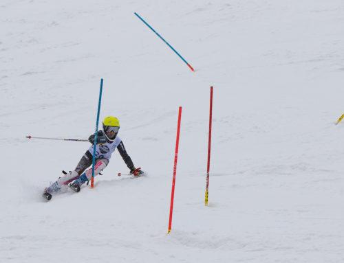 Ski & Snowboard Club Vail leads at Rocky Central U14 Alpine Championships