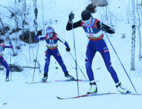 Arrigoni Woods and Nature Valley Nordic Town Series hosted by SSCV – Day 1