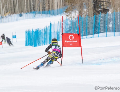 Ski & Snowboard Club Vail Athletes Excel at First Races of the Season at Golden Peak