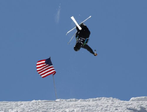 SSCV flies high at U.S. Mogul Championships