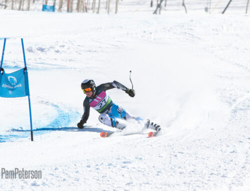 SSCV skiers compete at RMD Devo Championships
