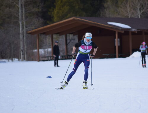 The Wilson Cup marks the Finale of SSCV's Nordic Town Series Races